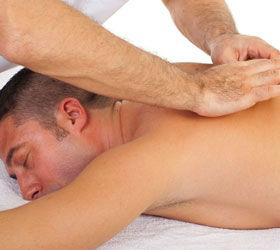 Western massage techniques