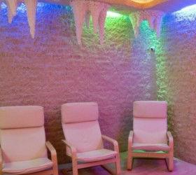 Speleotherapy
