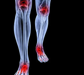 The effects of massage on joints and ligaments