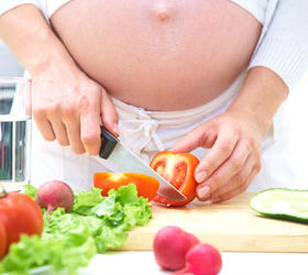 Diet during pregnancy